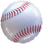 "18"" Championship Baseball 2-Sided Balloon"