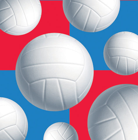 All Star Volleyball Party Supplies