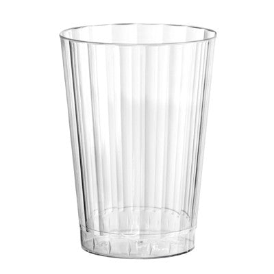 10 Oz. Elegance-Deluxe Tumblers - Clear 20 Ct.