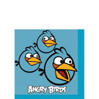Angry Birds Beverage Napkins 16ct
