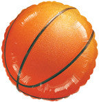 "18"" ChampionShip Basktball 2-Sided Balloon"