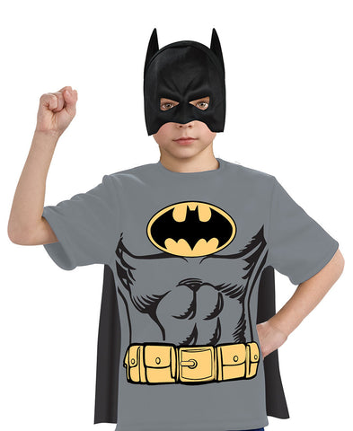 Batman - Boy's T-Shirt Economy Costume