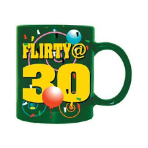 Flirty at 30 Coffee Mug