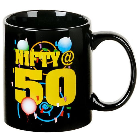 Flirty at 50 Coffee Mug