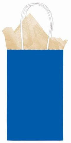 Blue Favor Bag