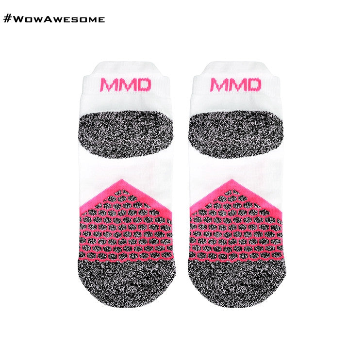 2 MadMatch Design MMD Sporty Black Stripes Womens Mens Sports Boot Ankle Socks for Men Women - WowAwesomeStuff  - 14