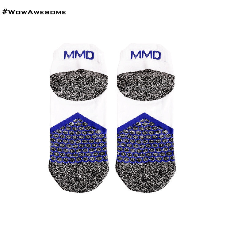 2 MadMatch Design MMD Sporty Black Stripes Womens Mens Sports Boot Ankle Socks for Men Women - WowAwesomeStuff  - 10