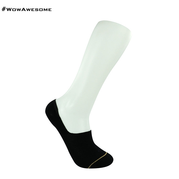 1 MadMatch Design MMD Black Red Womens Mens Sports Boot Ankle Socks for Men Women - WowAwesomeStuff  - 6