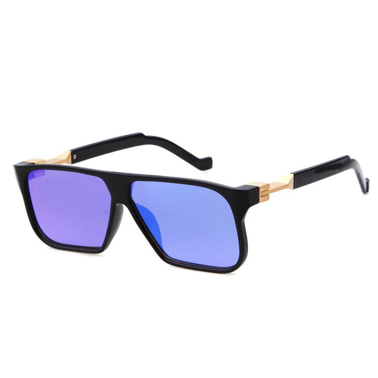 2016 Brand New Design 7 Colors Vinatge Rero Unique Design Handmade Pilot Sunglasses Shades Sun Glasses for Men Women - WowAwesomeStuff  - 12