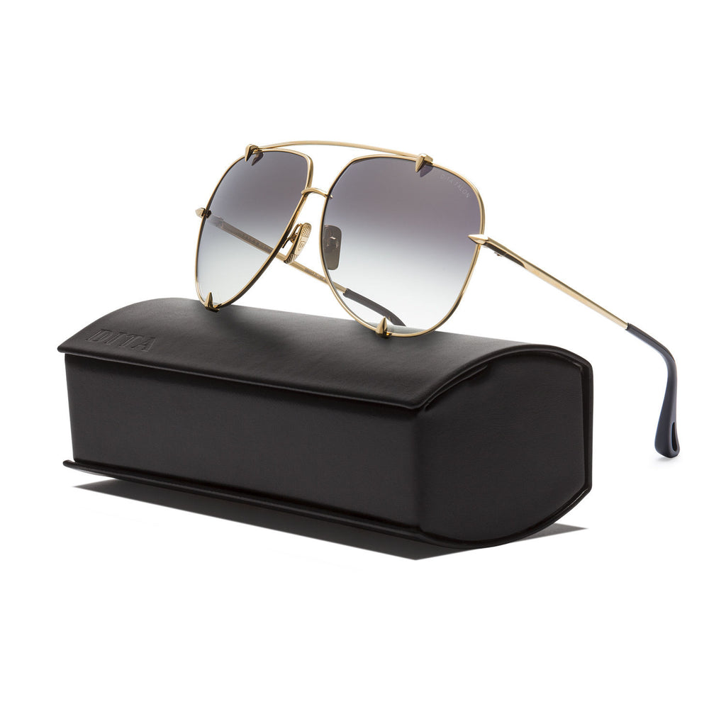 01 Brown Dita Talon 23007B 23007-B 18K Women Mens Sunglasses for Men Women Sun Glasses Eyewear Shades - WowAwesomeStuff  - 8