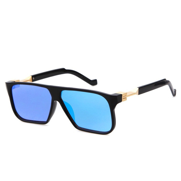 2016 Brand New Design 7 Colors Vinatge Rero Unique Design Handmade Pilot Sunglasses Shades Sun Glasses for Men Women - WowAwesomeStuff  - 14