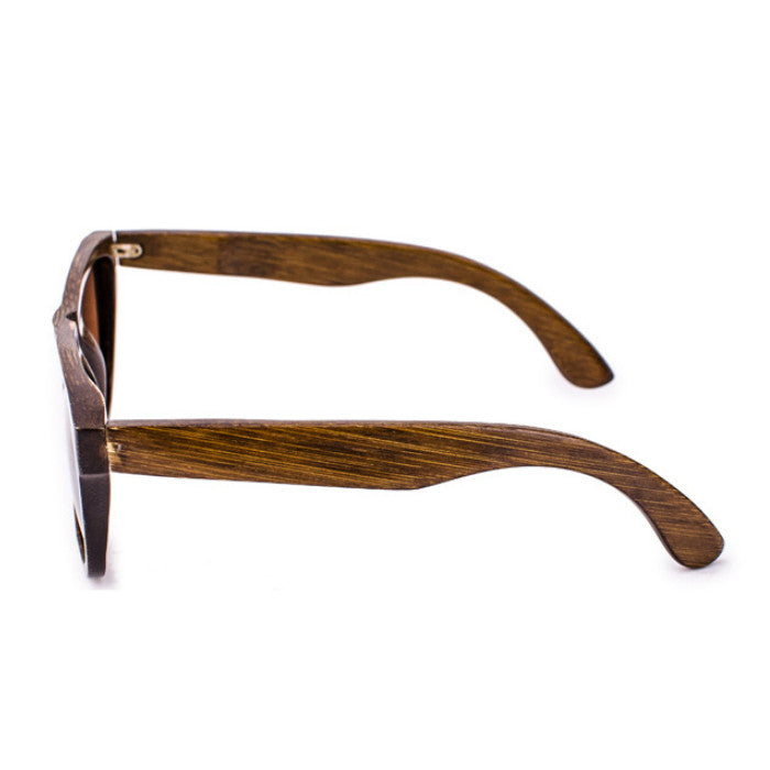 Classical Brown Handmade Wood Women Men Pilot Sunglasses Shades Goggles - WowAwesomeStuff  - 4