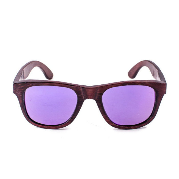 Purple Handcrafted Aviator Retro Sunglasses Shades Sunnies - WowAwesomeStuff  - 2