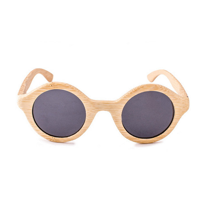 2016 Spring Unique Design Bamboo Handmade Retro Wood Sunglasses for Women Men Shades Sun Glasses - WowAwesomeStuff  - 2