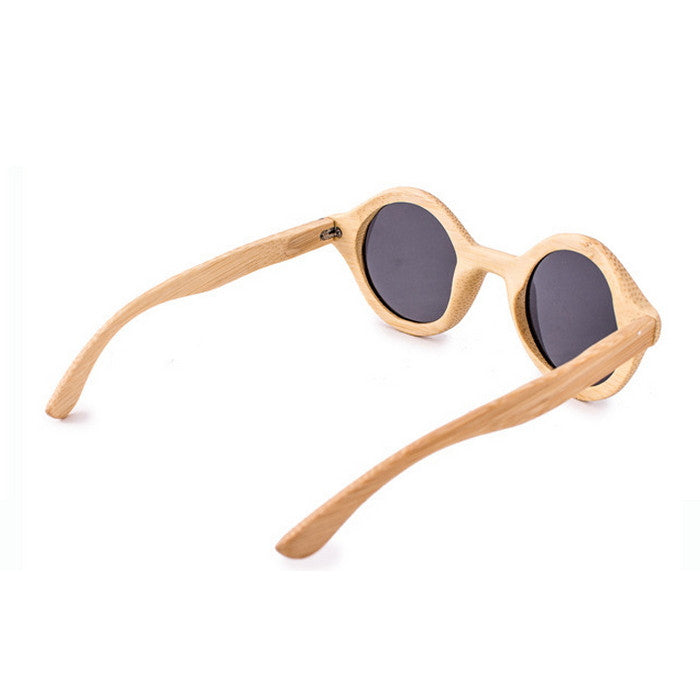 2016 Spring Unique Design Bamboo Handmade Retro Wood Sunglasses for Women Men Shades Sun Glasses - WowAwesomeStuff  - 5