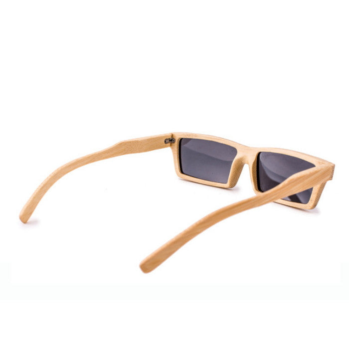 2016 Brand NEW Bamboo Pilot Women Men Retro Handmade Wood Sunglasses Shades Sunnies Sun Glasses for Women Men - WowAwesomeStuff  - 5