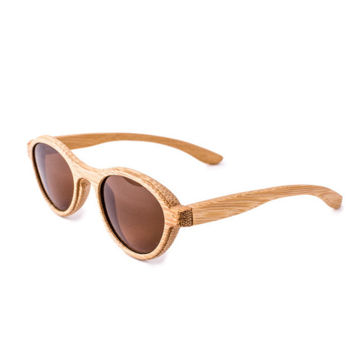 Unique Bamboo Handmade Sunglasses Shades Sunnies Goggles - WowAwesomeStuff  - 3