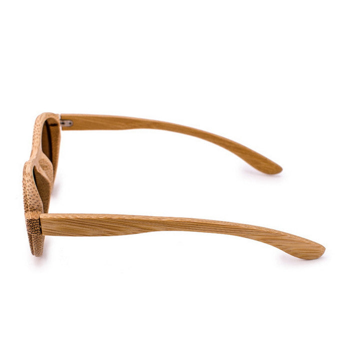 Unique Bamboo Handmade Sunglasses Shades Sunnies Goggles - WowAwesomeStuff  - 4