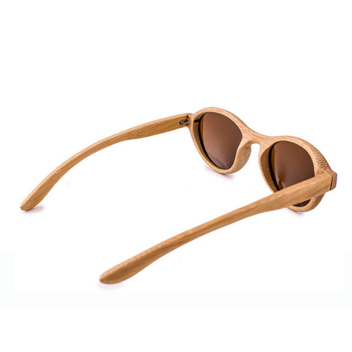 Unique Bamboo Handmade Sunglasses Shades Sunnies Goggles - WowAwesomeStuff  - 5