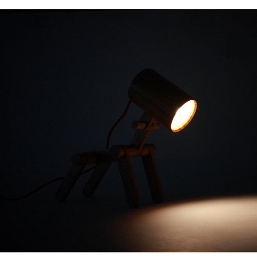 Handmade Bamboo Animal Reading Lamp Lighting Light - WowAwesomeStuff  - 13