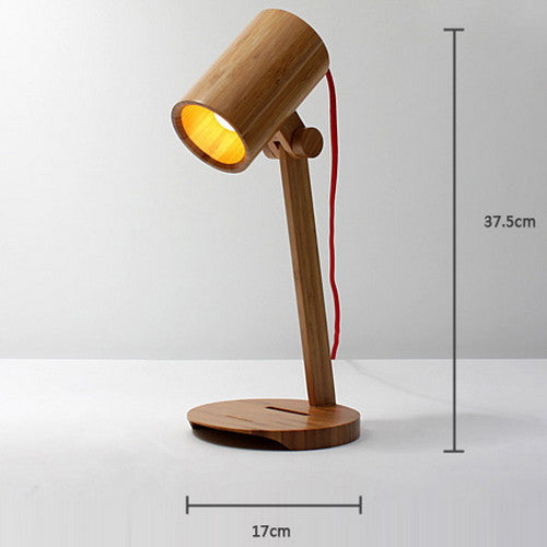 Handmade Bamboo Standing Reading Lamp Lighting Light - WowAwesomeStuff  - 8