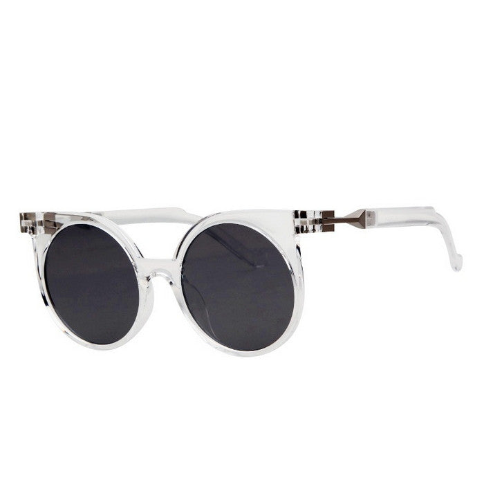 Round Very Unique Design Cat Eyes Steampunk Punk Sunglasses Shades Goggles - WowAwesomeStuff  - 12