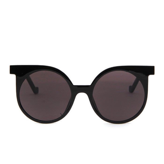 Round Very Unique Design Cat Eyes Steampunk Punk Sunglasses Shades Goggles - WowAwesomeStuff  - 2