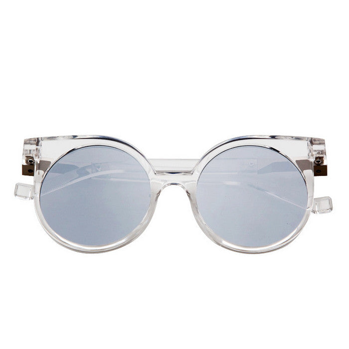 Round Very Unique Design Cat Eyes Steampunk Punk Sunglasses Shades Goggles - WowAwesomeStuff  - 20