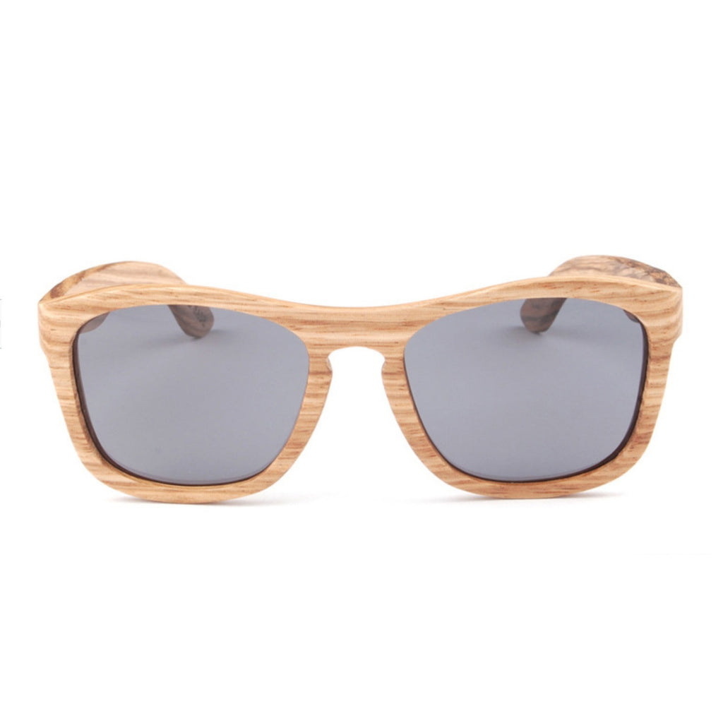 Retro Grained Vintage Style Polarized Handmade Wood Sunglasses Shades Sun Glasses - WowAwesomeStuff  - 7