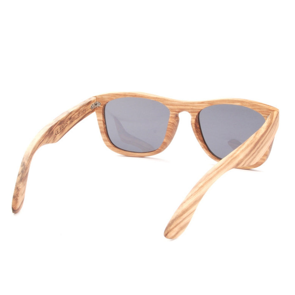 Retro Grained Vintage Style Polarized Handmade Wood Sunglasses Shades Sun Glasses - WowAwesomeStuff  - 9