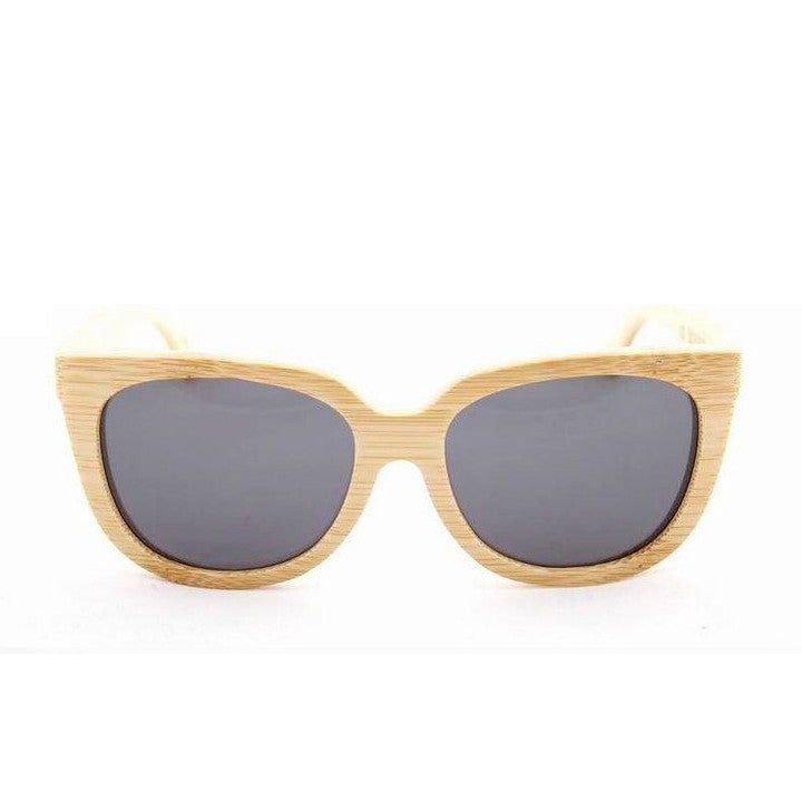 Handmade Aviator Wood Bamboo Sunglasses Shades for Men Women - WowAwesomeStuff  - 3