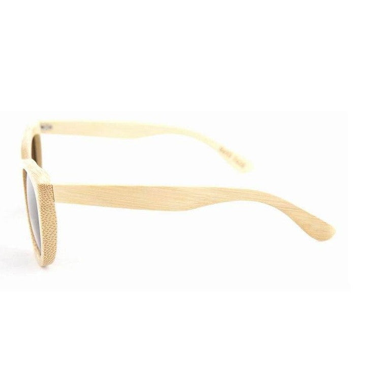Handmade Aviator Wood Bamboo Sunglasses Shades for Men Women - WowAwesomeStuff  - 4