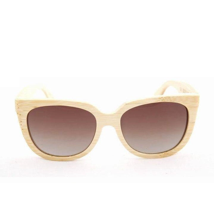 Handmade Aviator Wood Bamboo Sunglasses Shades for Men Women - WowAwesomeStuff  - 7