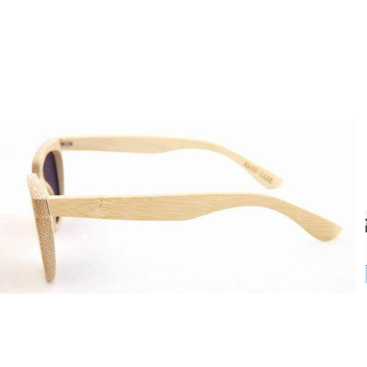 Handmade Aviator Wood Bamboo Sunglasses Shades for Men Women - WowAwesomeStuff  - 15