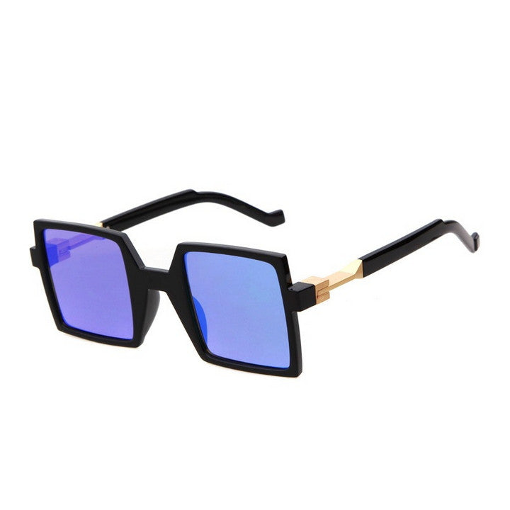Unique Design Retro Vintage Style Quadrate Sunglasses Shades - WowAwesomeStuff  - 7