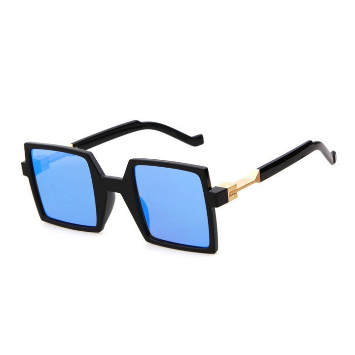 Unique Design Retro Vintage Style Quadrate Sunglasses Shades - WowAwesomeStuff  - 8