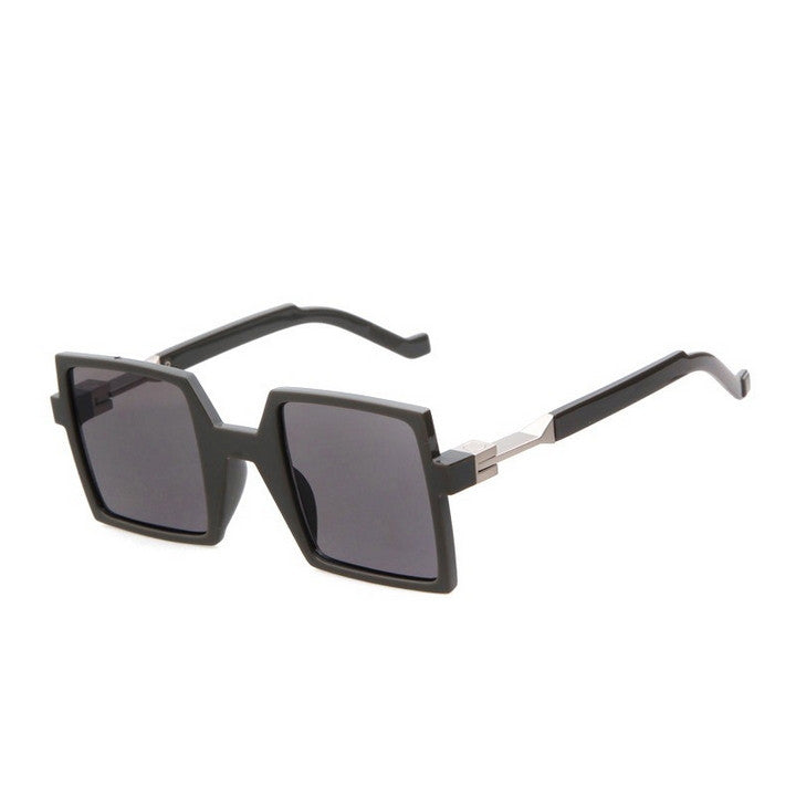 Unique Design Retro Vintage Style Quadrate Sunglasses Shades - WowAwesomeStuff  - 11