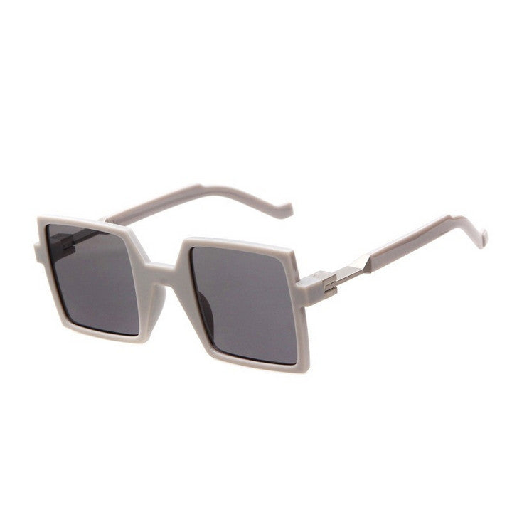 Unique Design Retro Vintage Style Quadrate Sunglasses Shades - WowAwesomeStuff  - 12