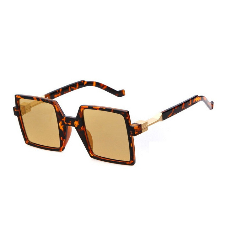 Unique Design Retro Vintage Style Quadrate Sunglasses Shades - WowAwesomeStuff  - 14