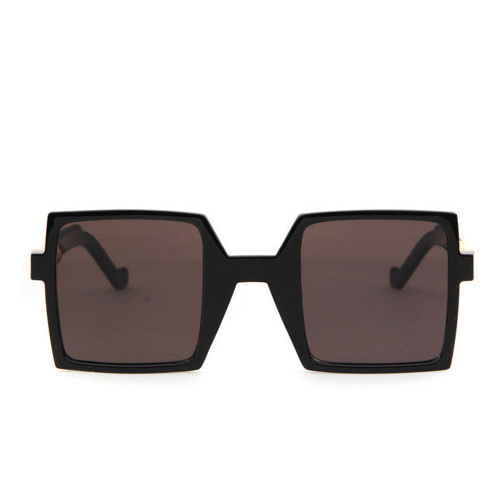 Unique Design Retro Vintage Style Quadrate Sunglasses Shades - WowAwesomeStuff  - 2