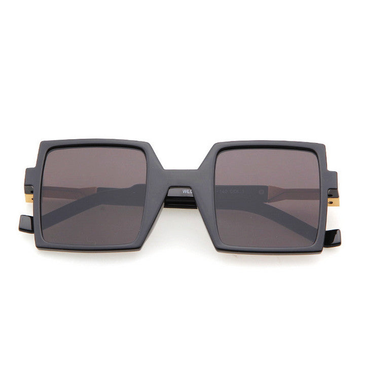 Unique Design Retro Vintage Style Quadrate Sunglasses Shades - WowAwesomeStuff  - 15