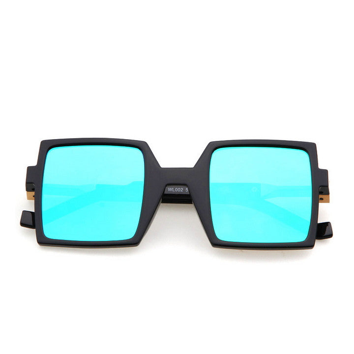 Unique Design Retro Vintage Style Quadrate Sunglasses Shades - WowAwesomeStuff  - 16