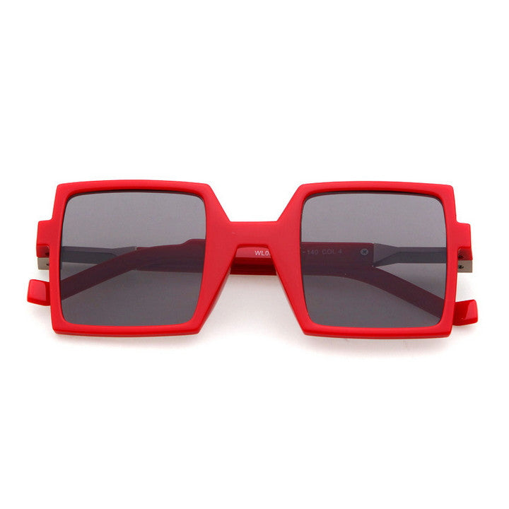 Unique Design Retro Vintage Style Quadrate Sunglasses Shades - WowAwesomeStuff  - 18