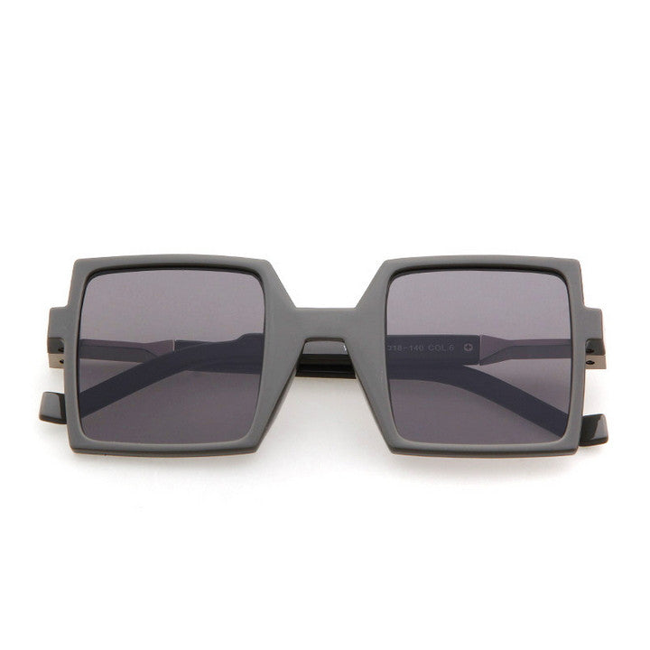 Unique Design Retro Vintage Style Quadrate Sunglasses Shades - WowAwesomeStuff  - 20