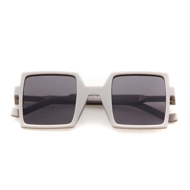 Unique Design Retro Vintage Style Quadrate Sunglasses Shades - WowAwesomeStuff  - 21