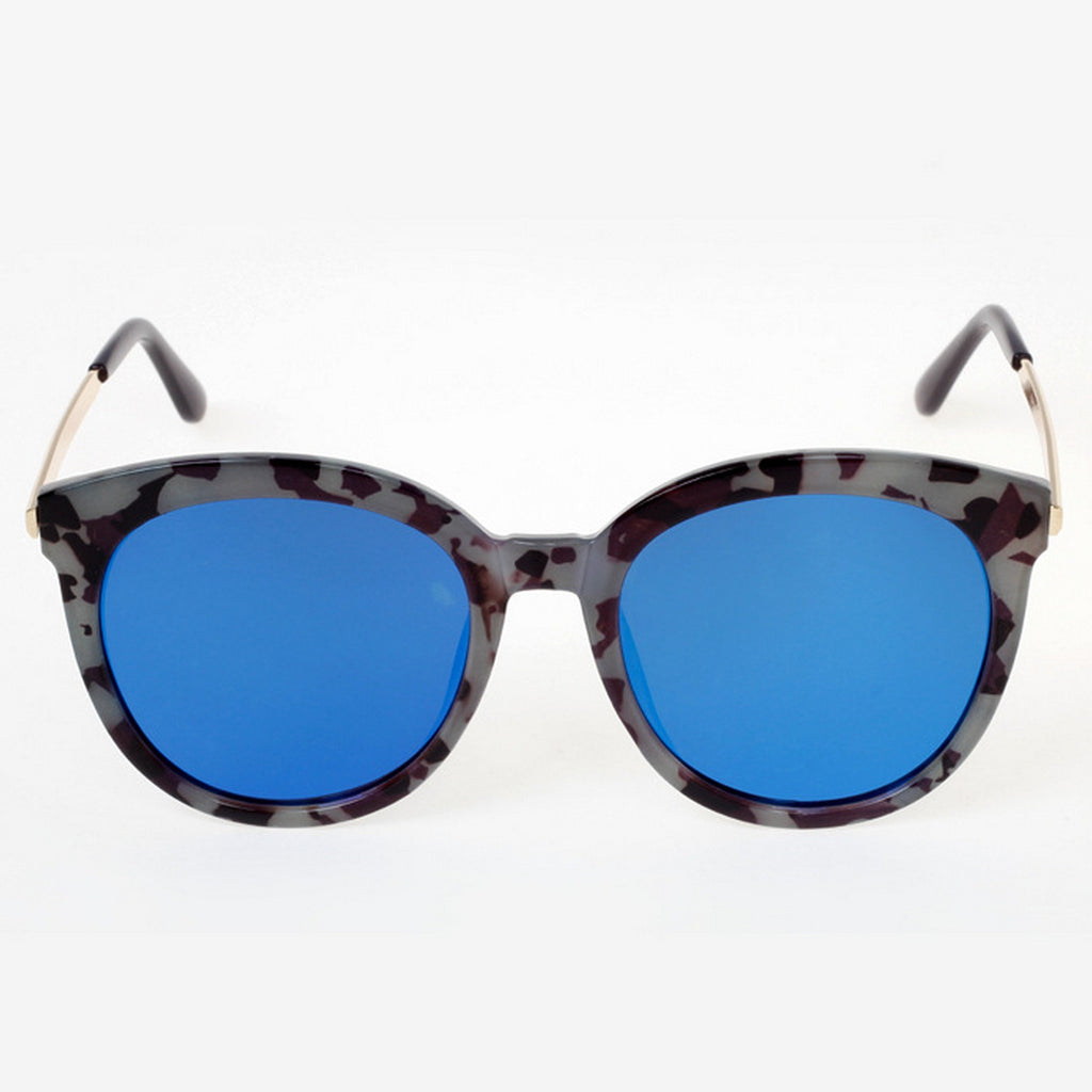 Marble Frame Retro Vintage Style Cat Eyes Sunglasses Shades Goggles - WowAwesomeStuff  - 9