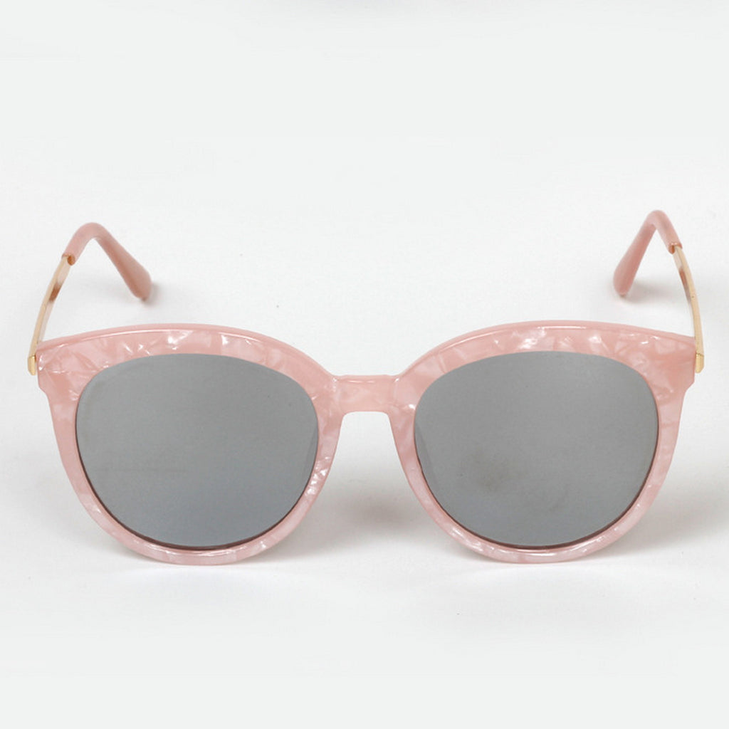 Marble Frame Retro Vintage Style Cat Eyes Sunglasses Shades Goggles - WowAwesomeStuff  - 21