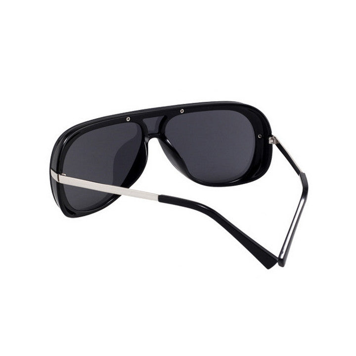Rock Steampun Punk Retro Vinatge Style Polarized Men Women Sunglasses Shades Goggles Sun Glasses - WowAwesomeStuff  - 3