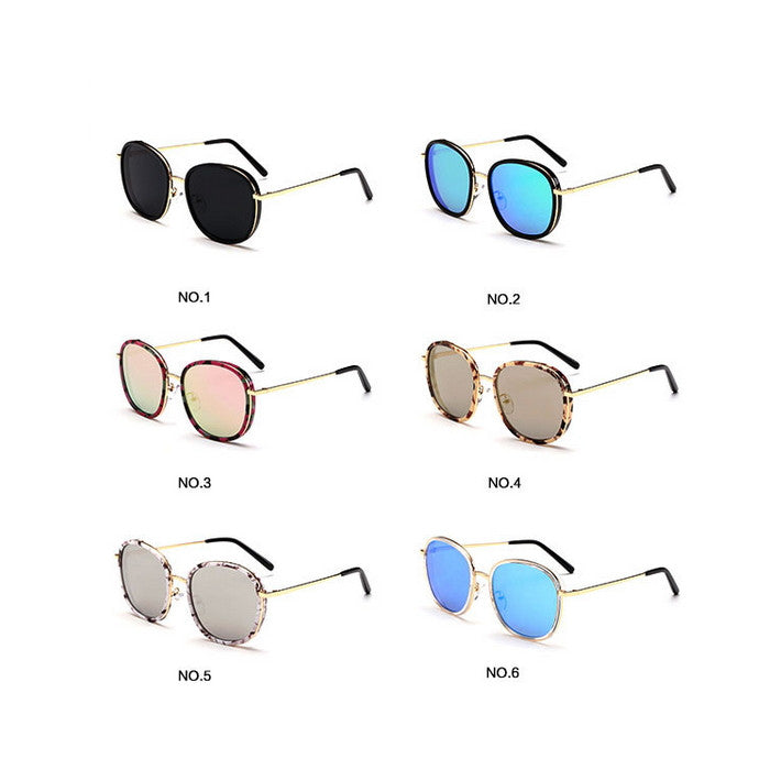 2015 NEW ARRIVAL Retro Vinatge Aviator Pilot Sunglasses Shades Goggles Sun Glasses for Men Women - WowAwesomeStuff  - 5