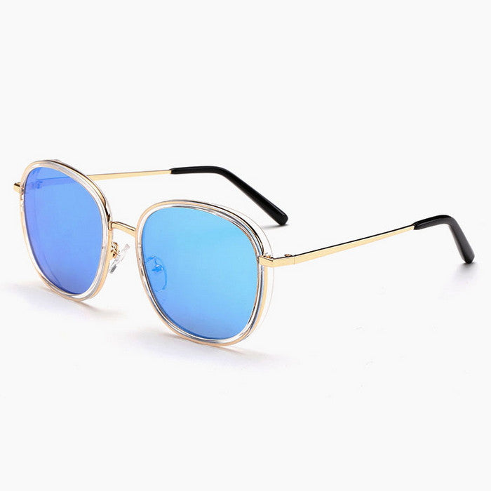 2015 NEW ARRIVAL Retro Vinatge Aviator Pilot Sunglasses Shades Goggles Sun Glasses for Men Women - WowAwesomeStuff  - 17